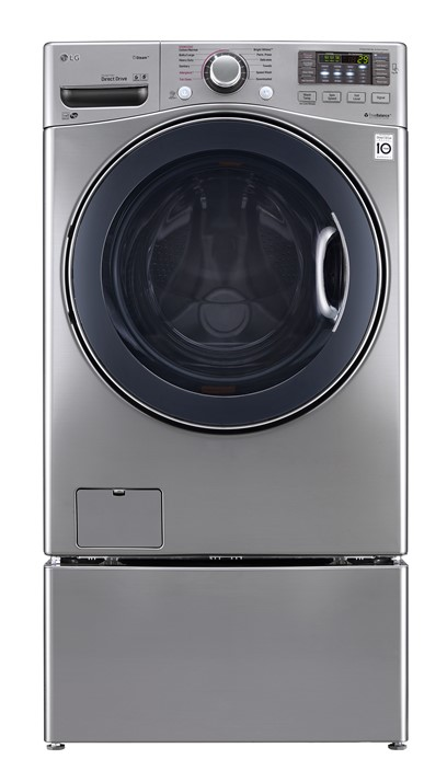 LG TWINWash Bundle with LG SideKick