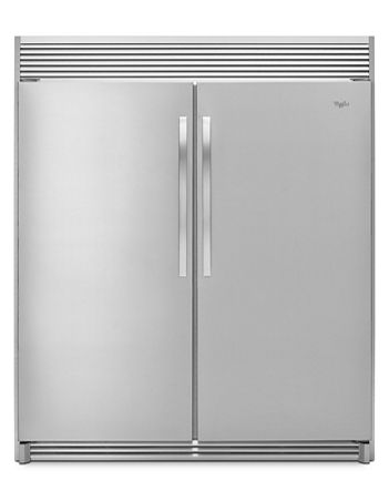 Whirlpool SideKicks All Refrigerator  & Freezer