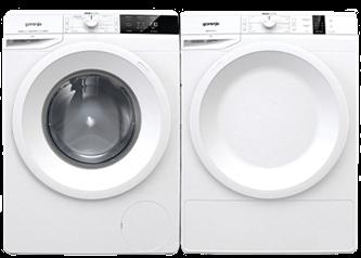 Gorenje Washer & Vented Dryer