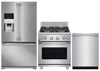 ELECTROLUX ICON PACKAGE - E23BC79SPS, E24ID75SPS, E30DF74TPS