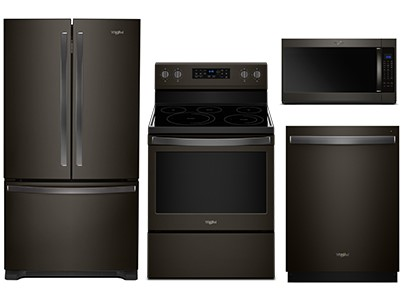 WHIRLPOOL STAINLESS KITCHEN PACKAGE