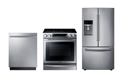 SAMSUNG KITCHEN STAINLESS PACKAGE
