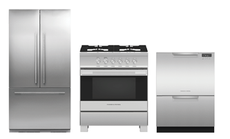 Fisher & Paykel Contemporary Kitchen Package