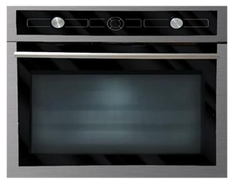 """24"""" Built-In Stainless Steel Steam Oven"""