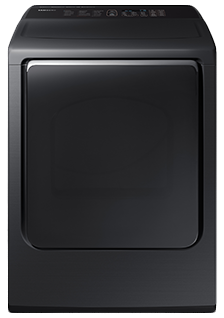 DVE54M8750V Dryer with MultiSteam , 7.4 cu.ft