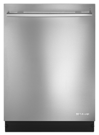 """24"""" Built-In TriFecta Dishwasher, 38dBA, Euro-Style Stainless"""