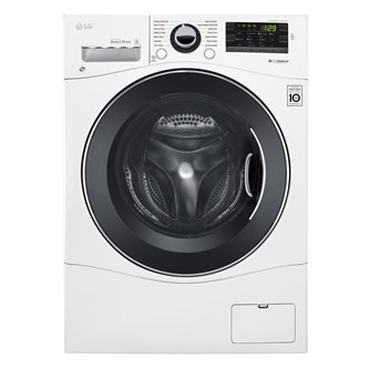 """2.6 Cu. Ft. Capacity 24"""" Compact Front Load Washer W/ Nfc Tag On"""