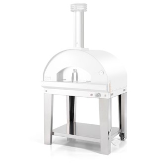 Cart For Gas Fired Mangiafuoco
