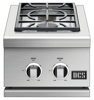 "14"", Series 9, Double Side Burner, Lp Gas"