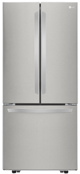 3-Door French Door Refrigerator