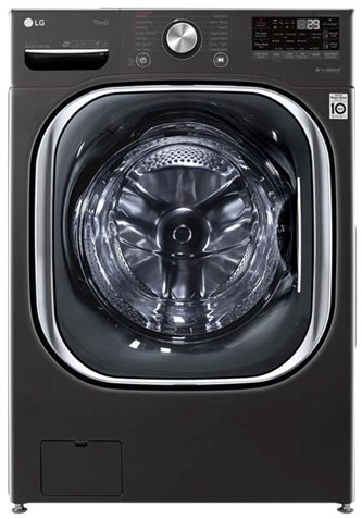 5.8 Cu. Ft. Mega Capacity Smart wi-fi Enabled Front Load Washer with TurboWash™ 360° and Built-In Intelligence