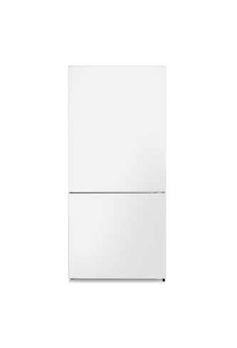 17 CU FT. Refrigerator 2 Doors, White, Bottom Mount