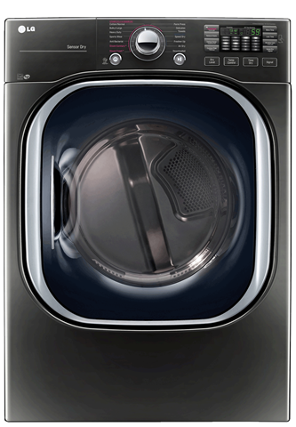 7.4 CU.FT Front Load Dryer With Turbosteam