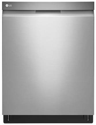 Top Control Dishwasher with QuadWash™ and Height Adjustable 3rd Rack