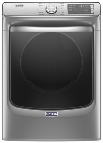 7.3 cu. ft. Maytag® Front Load Electric Dryer with Extra Power and Advanced Moisture Sensing with industry-exclusive extra moisture sensor