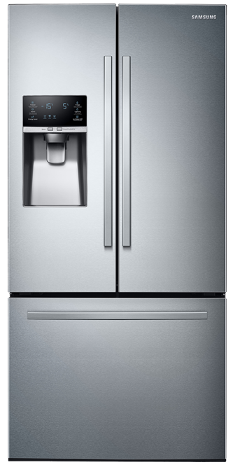 25.5 cu.ft French Door Refrigerator with SpaceMax™